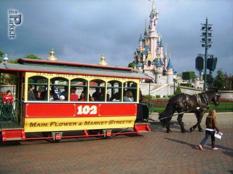 Disneyland Paris (Resort) Tentativo di suicido da parte di un Cast Member