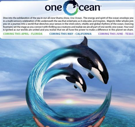SeaWorld Orlando Sea World Orlando - Shamu torna come protagonista di One Ocean