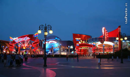 Disney Village (Parigi)