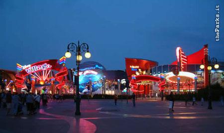 Disney Village (Parigi)