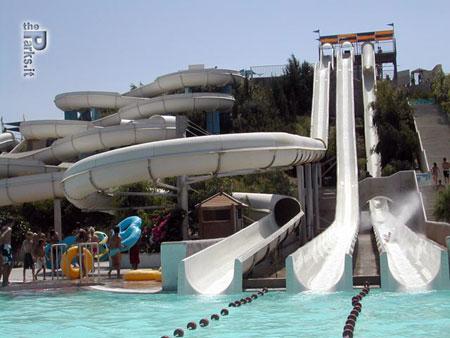 Water Park Faliraki