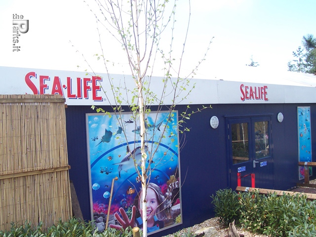 Sea Life (Chessington World)