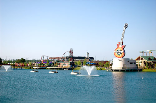 Freestyle Music park (ex Hard Rock Park)
