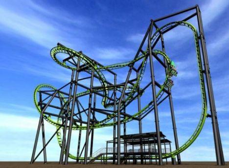 Orlando Thrill Park Svelata la line-up del parco. Apertura prevista nel 2013.