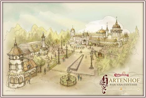 Efteling Hartenhof: il reame della fantasia