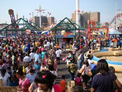 Luna Park (Coney Island) Nuova vita per il parco divertimenti di New York
