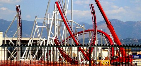 Rainbow MagicLand Le ultimissime foto dal cantiere