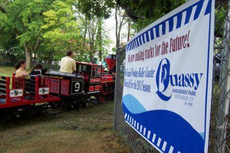 Quassy Amusement Park Nuovo family coaster per il 2011