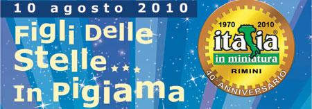 Italia in Miniatura I figli delle stelle entrano gratis