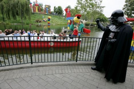 Legoland California Reunion di Lego Star Wars