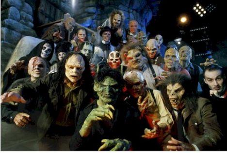 Universal Studios Florida Dal 24 settembre torna Halloween Horror Night