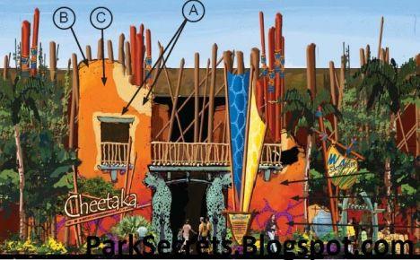 Busch Gardens Tampa Cheetaka, ecco il launched dei Busch Gardens Africa