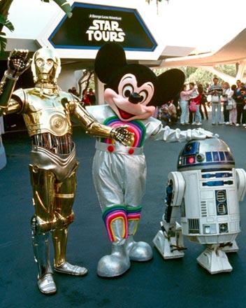 Disney's Hollywood Studios Star Tours chiude, l'anno prossimo continua l'avventura