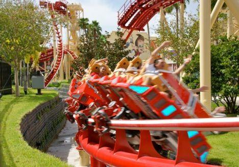 Universal Studios Florida Chiude la novità 2009: i treni non sono sicuri