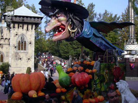 Gardaland Gratis ad Halloween per tutti i mostri