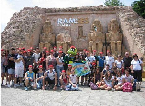 Gardaland In occasione del Raduno il contest su Ramses