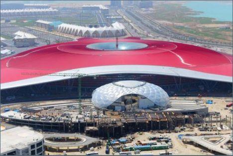 Ferrari World Abu Dhabi Il 27 Ottobre apre il parco