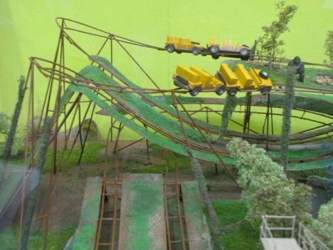 Mirabilandia Per il 2011 una nuova montagna russa