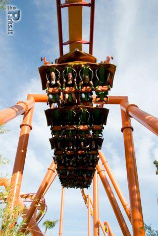 Orlando Thrill Park Orlando Thrill Park : Un parco solo di coaster