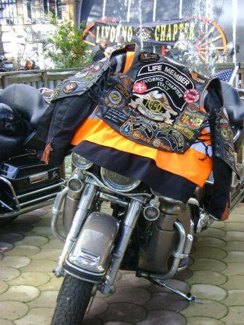 Cavallino Matto Raduno Harley-Davidson al parco