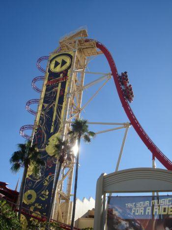 Universal Studios Florida Riaperto Hollywood Rip Ride Rockit