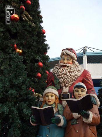 Gardaland Selezioni ufficiali per il coaster ed eventi natalizi