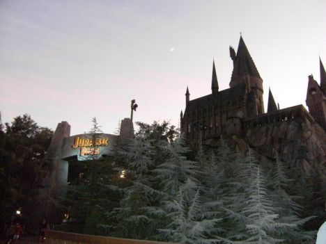 Universal's Islands of Adventure Wizarding World si amplia ma manca lo spazio