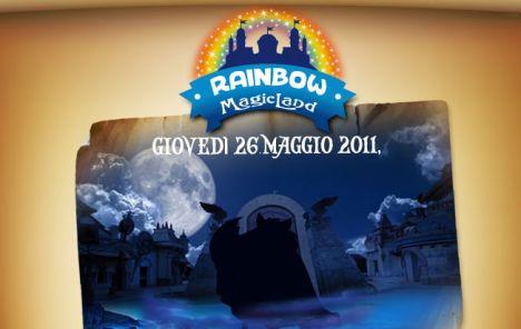 Rainbow MagicLand E' ufficiale: aprirà il 26 maggio!