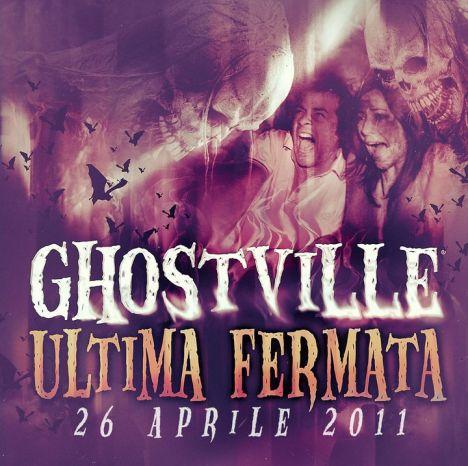Mirabilandia Ghostville chiude, al suo posto una Horror House