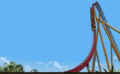 PortAventura Park Un nuovo coaster per il 2012?