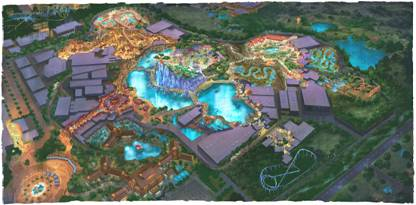 Monkey Kingdom Theme Park