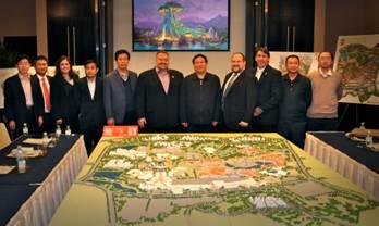 Monkey Kingdom Theme Park Monkey Kingdom - Il regno delle scimmie nel 2014 in Cina