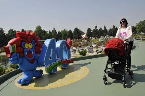 Parchi divertimento - Ingressi omaggio per la Festa della Mamma 2011