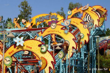 Disney's Animal Kingdom Chiuso il Wild Mouse fino ad autunno