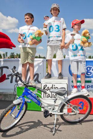 Leolandia Ecco il vincitore del Giro di Minitalia