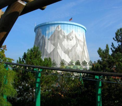 Wunderland Kalkar - Il parco dentro la ex centrale nucleare