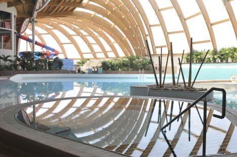 Acquaworld (Concorezzo) Inaugurazione del primo parco acquatico indoor in Italia