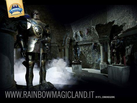 Rainbow MagicLand Il punto sulla situazione e le foto interne di Huntik