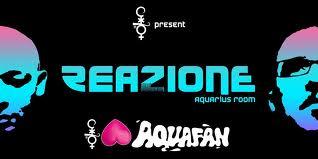 Aquafan Inaugurazione notturna REAZIONE con Gigi D'Agostino e i Subsonica