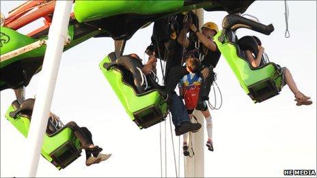 Parchi a tema nel mondo - Una tragica settimana per il mondo dell'amusement