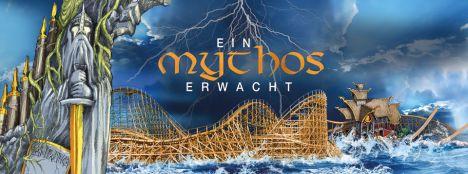 Europa Park Le prime foto dei progetti di Mythos