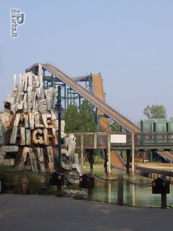 Kentucky Kingdom Con 20 milioni di dollari il parco riaprirà il prossimo anno