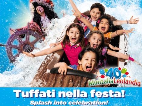 Leolandia 20 euro per un abbonamento al parco fino alla chiusura di stagione