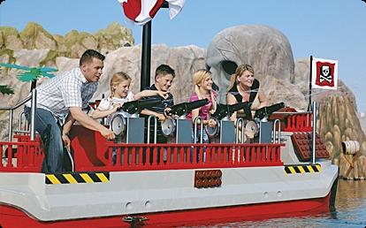 Leolandia Uno Splash Battle per il 2012