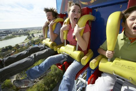 Six Flags Entertainment Corp. Le novità per il 2012