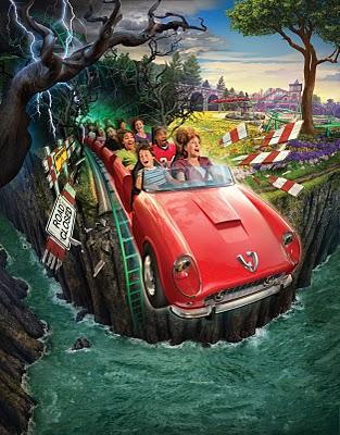 Busch Gardens Williamsburg Verbolten è la novità 2012, sfrecciando nella Foresta Nera