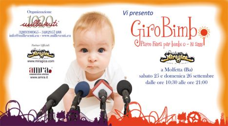 Miragica - La Terra dei Giganti Il GiroBimbo, un parco costruito attorno ai bambini