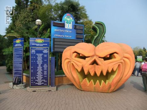 Gardaland Magic Halloween con i Venerdì da Paura