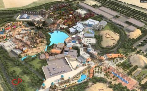 Paramount Murcia - Cercasi investitori per la meraviglia spagnola