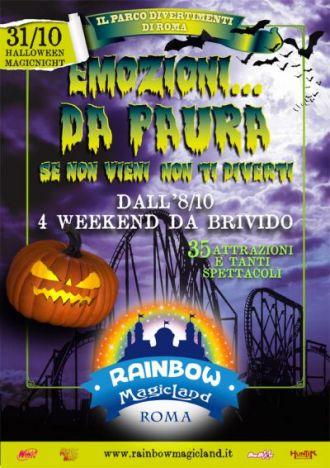 Rainbow MagicLand Halloween